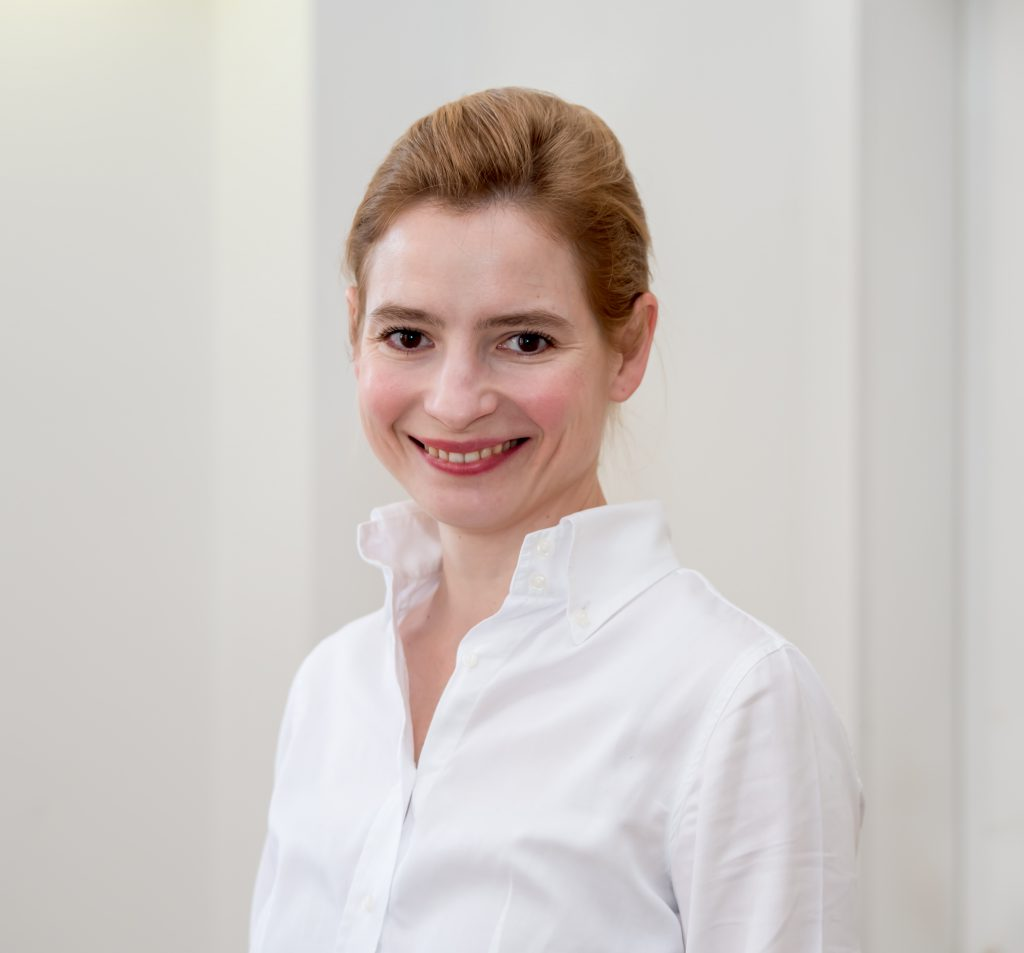 Dr. med. dent. Valerie Steiger-Ronay